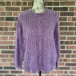 NWT Alfred Dunner cozy sweater